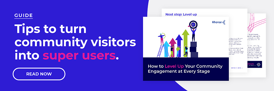 Turn visitors into super users
