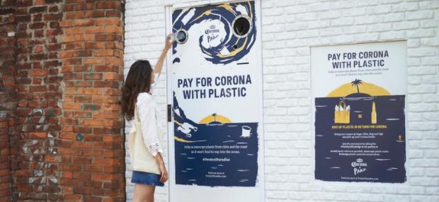 Corona beer promo