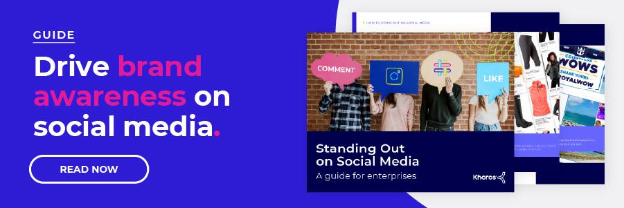 Standing out on social media | Khoros