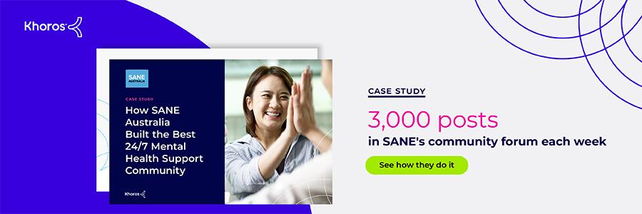SANE Australia Case Study