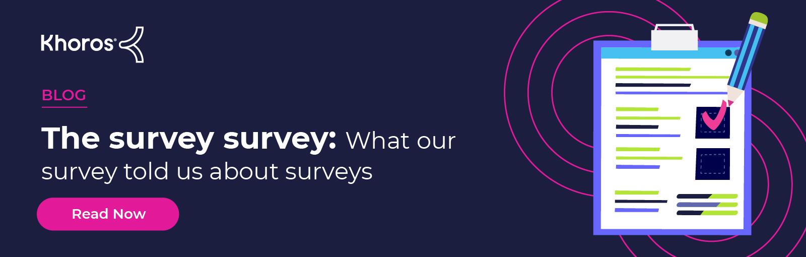 Surveys on Surveys