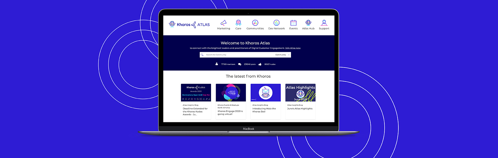 A new look for Atlas: How we redesigned our own community