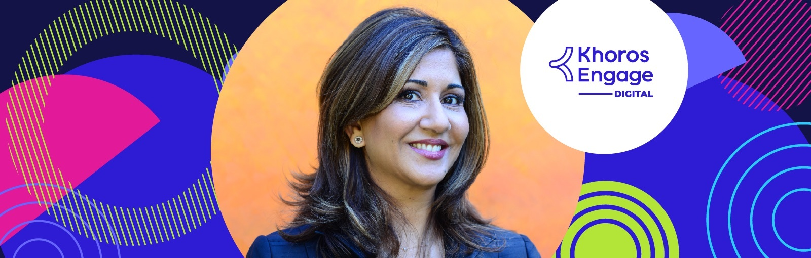 The future of engagement: Nilofer Merchant to deliver keynote at Khoros Engage