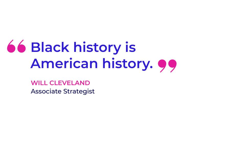 Black history is American history