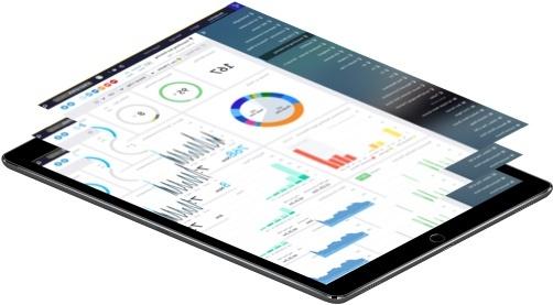 Khoros Marketing iPad