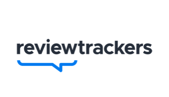 Review trackers logo