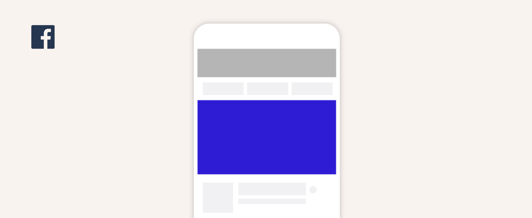 Facebook mobile cover photo size guide