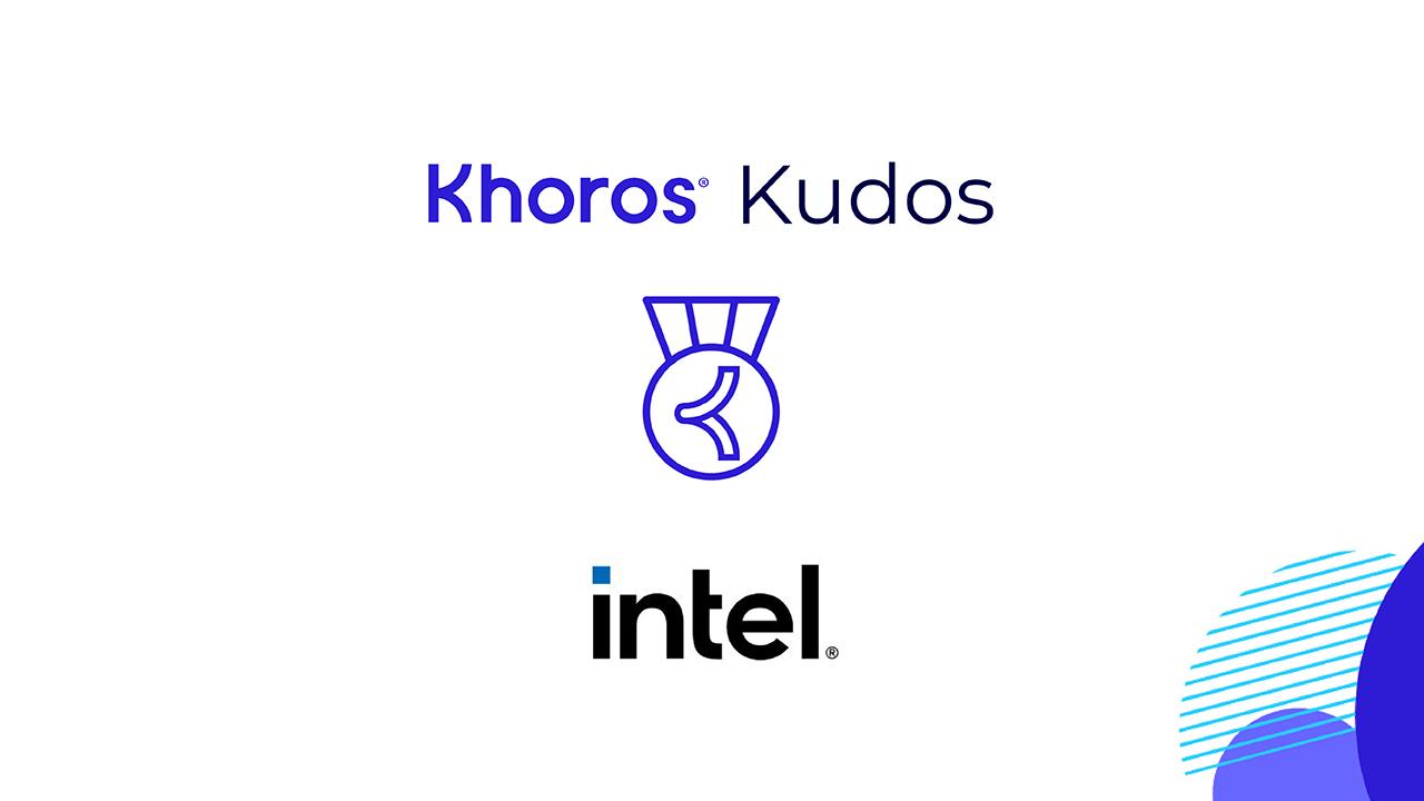 Kudos Intel