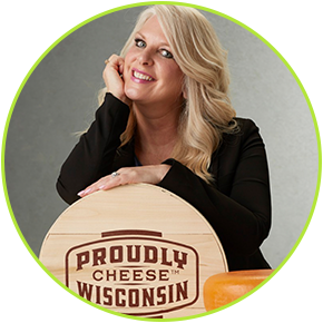Episode 7 Suzanne Fanning, Chief Market Officer at Wisconsin Cheese