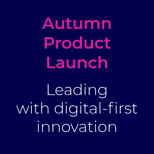 Autumn Launch 2020
